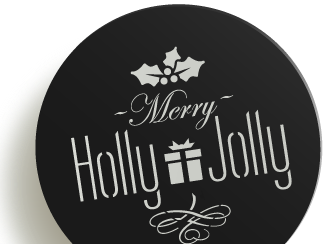 holiday gobo