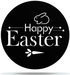 Gobo Holidays Easter Rabbit