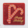 Pcb coaster christmas candy