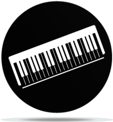 Gobo Music Keyboard