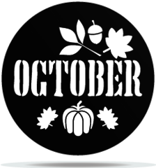 Gobo Months October