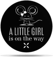 Gobo Baby Girl Mouse