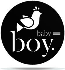 Gobo Baby Boy Dove