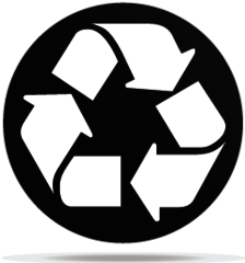 Gobo Signs Recycling