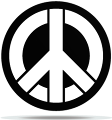 Gobo Signs Peace