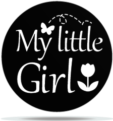 Gobo Baby Little Girl