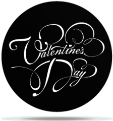 Gobo Valentine's Day Romantic
