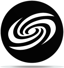 Gobo Weather Swirl