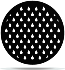 Gobo Weather Rain 01