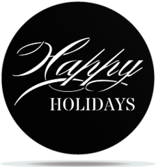 Gobo Happy Holidays