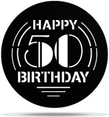 Gobo Birthday 50